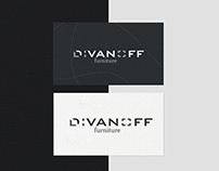 Divanoff logo by AIR Studio