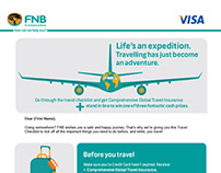 FNB Twice As Nice Email Campaign