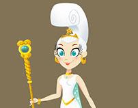 Glinda (Oz - Character)