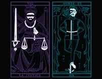 LA JUSTICE + LE PENDU