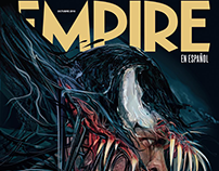 Venom - Revista EMPIRE-Vector Cover