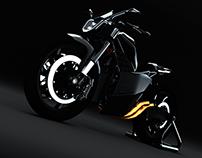 A.D.O.N Aero 650 // Concept Bike