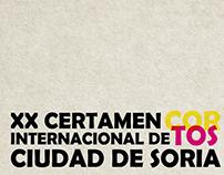 propuesta cartel festival de cortos Soria