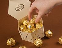 Ferrero Rocher Repackage