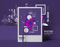 Pantone Color of the Year 2018 | Ultra Violet 18-3838