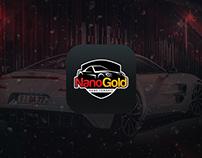 Nano Golden App for Coating