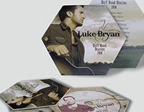 Luke Bryan - Special CD initiativprojekt