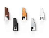 YAMAHA Piano Clip