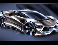 Kia supercar concept
