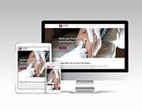 Webdesign Medische Voetzorg Valkenswaard