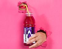 Glaceau vitamin water digital