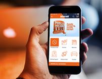 Big Bazaar App Concept