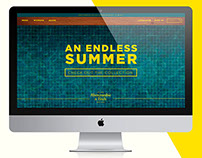 Abercrombie & Fitch Summer Branding