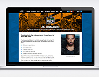 Orlando Magic Web Pages