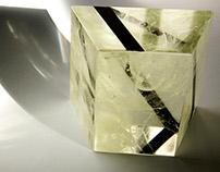Glass sculpture #1