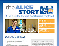 The Alice Story Website