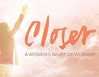 Dayton Vineyard Women's Night of Worship