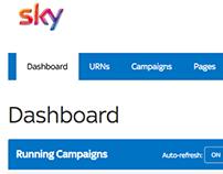 Sky Affiliate Campaign Tool