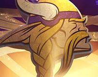 Minnesota Vikings | Game Day Package | Branding
