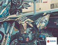 EVENT: Dakar 2016: Paddock Team Suzuki Rally
