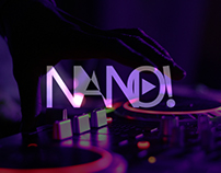Logo Design for Internet Radio speaker - Nano!