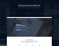 Komputronik - Website for a large poland IT integrator