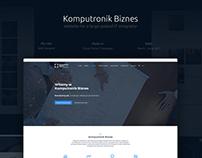 Komputronik - Website for a large poland IT integrator