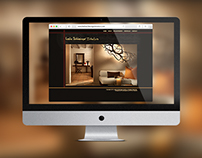 Leslie Schlesinger Interiors Website Design