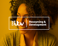 ITV Resource & Development branding