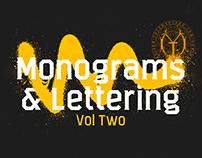 MONOGRAMS & LETTERING 2