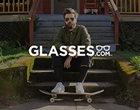 Glasses.com Rebrand