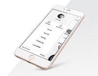 LuckyMe - app concept