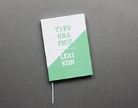 Typographie Lexikon – Book Design