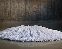 Morbido e Ondulato - Hoisery fabric seating | NID