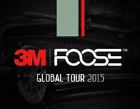 3M FOOSE GLOBAL TOUR 2015