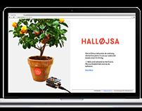 CodeUnited website design