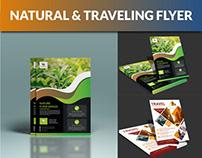 Natural & Traveling Flyer