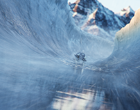 BBC Winter Olympics Spot - compositing