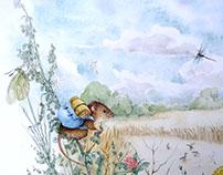 Little mouse's adventure