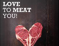 RIB Beef & Wine Ads