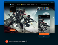 PlayStation Store & Official website UX Case Study