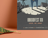 Obuxofest Film Festival, Poster