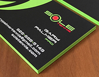 Logo Design, Sole Tennis
