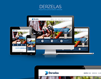 Derzelas - Responsive Presentation Website