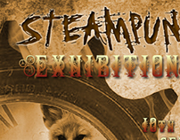 Steampunk Exhibition Project