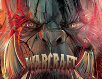 STREETS OF WARCRAFT- ARTTITUDE-Official Artbook