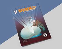 DINKY n.01 - Free Kid's Magazine