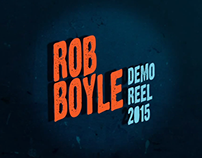 Rob Boyle 2015 Animation Demo Reel