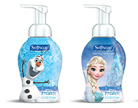Softsoap Frozen Foaming Hand Soap Collection