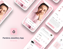 Pandora Jewellery Application